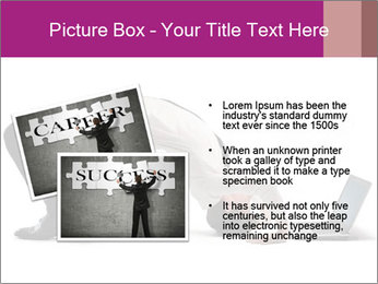 Young businessman PowerPoint Template - Slide 20