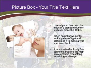 Happy disabled child PowerPoint Templates - Slide 20