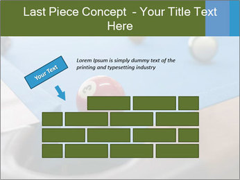 Different views of snooker PowerPoint Templates - Slide 46