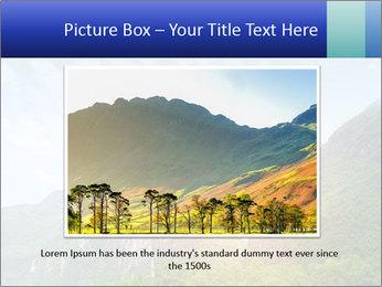 Beautiful Yu Long river PowerPoint Template - Slide 16