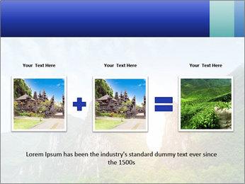Beautiful Yu Long river PowerPoint Template - Slide 22