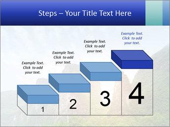 Beautiful Yu Long river PowerPoint Template - Slide 64