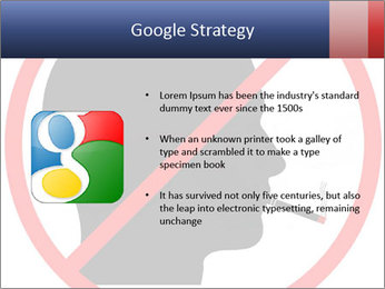 A graphic warning PowerPoint Templates - Slide 10