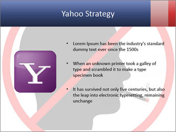 A graphic warning PowerPoint Templates - Slide 11