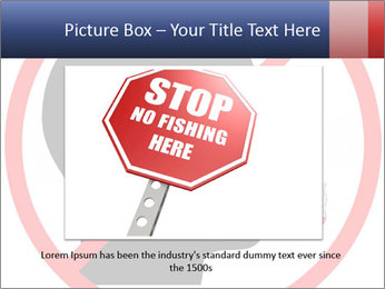 A graphic warning PowerPoint Template - Slide 15