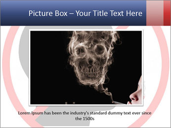 A graphic warning PowerPoint Template - Slide 16