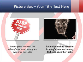 A graphic warning PowerPoint Template - Slide 18