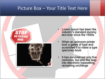 A graphic warning PowerPoint Template - Slide 20