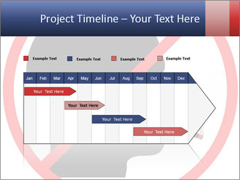 A graphic warning PowerPoint Template - Slide 25