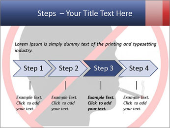 A graphic warning PowerPoint Templates - Slide 4