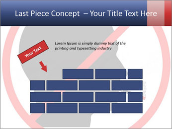 A graphic warning PowerPoint Templates - Slide 46