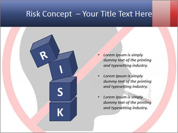 A graphic warning PowerPoint Template - Slide 81