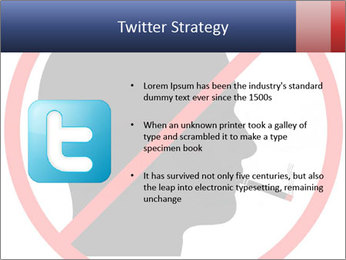 A graphic warning PowerPoint Templates - Slide 9