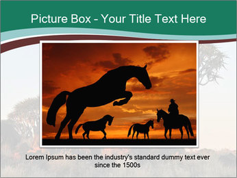 Sunrise at Forest PowerPoint Templates - Slide 15