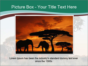 Sunrise at Forest PowerPoint Templates - Slide 16