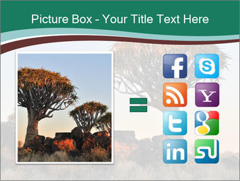 Sunrise at Forest PowerPoint Templates - Slide 21