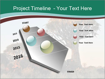 Sunrise at Forest PowerPoint Templates - Slide 26