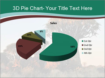 Sunrise at Forest PowerPoint Templates - Slide 35