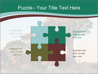 Sunrise at Forest PowerPoint Templates - Slide 43