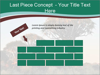 Sunrise at Forest PowerPoint Templates - Slide 46