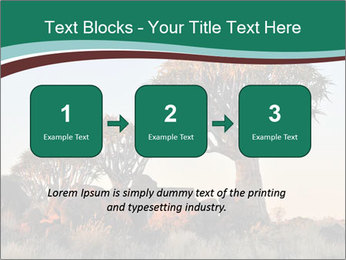 Sunrise at Forest PowerPoint Templates - Slide 71