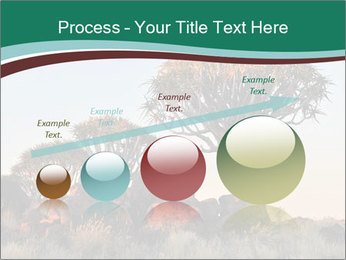 Sunrise at Forest PowerPoint Templates - Slide 87