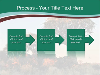 Sunrise at Forest PowerPoint Templates - Slide 88