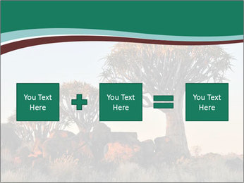 Sunrise at Forest PowerPoint Templates - Slide 95