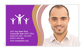 0000092416 Business Card Template