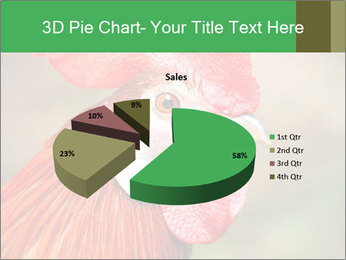 Red Rooster PowerPoint Template - Slide 35