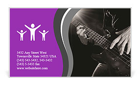 0000092420 Business Card Template