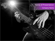 Rock concert PowerPoint Templates