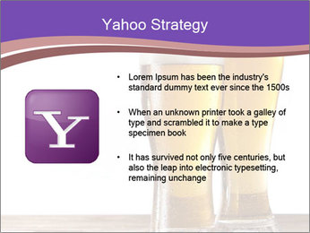 Two glasses of beers PowerPoint Template - Slide 11
