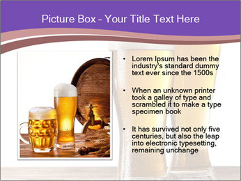 Two glasses of beers PowerPoint Template - Slide 13
