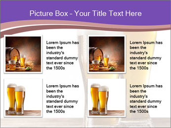 Two glasses of beers PowerPoint Template - Slide 14
