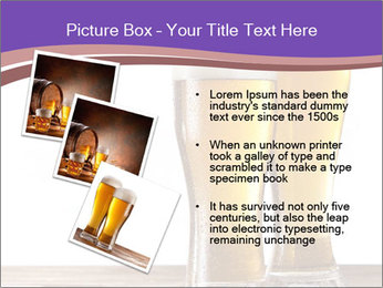 Two glasses of beers PowerPoint Templates - Slide 17