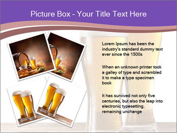 Two glasses of beers PowerPoint Template - Slide 23