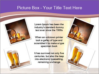 Two glasses of beers PowerPoint Template - Slide 24