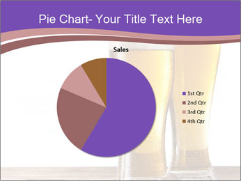 Two glasses of beers PowerPoint Templates - Slide 36