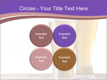 Two glasses of beers PowerPoint Template - Slide 38