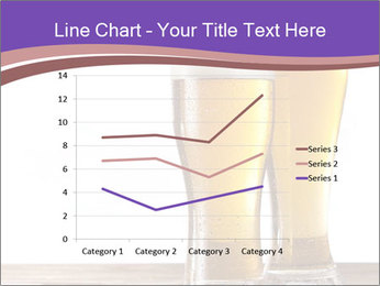 Two glasses of beers PowerPoint Templates - Slide 54
