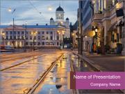 Helsinki PowerPoint Template