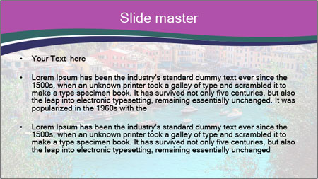 Italy PowerPoint Template - Slide 2