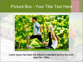 Handsome smiling PowerPoint Template - Slide 15