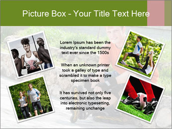 Handsome smiling PowerPoint Template - Slide 24