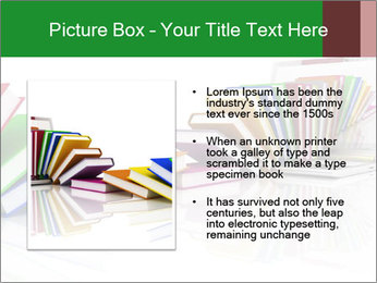 Books PowerPoint Template - Slide 13