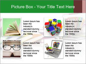 Books PowerPoint Template - Slide 14