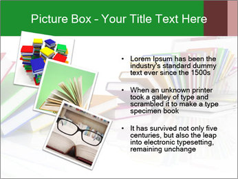 Books PowerPoint Template - Slide 17