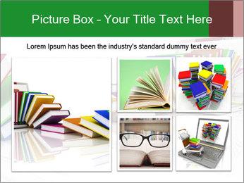 Books PowerPoint Template - Slide 19