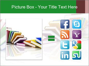 Books PowerPoint Template - Slide 21